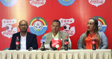 The launch event was conducted in the presence of representatives from Coca-Cola, East Africa Bottling Share Company and the Ethiopian Football Federation.