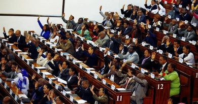 Members of parliament have ratified a bill on Saturday