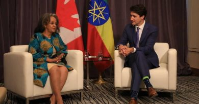 Sahlework and Trudeau met in Canada, Vancouver, on June 04, 2019