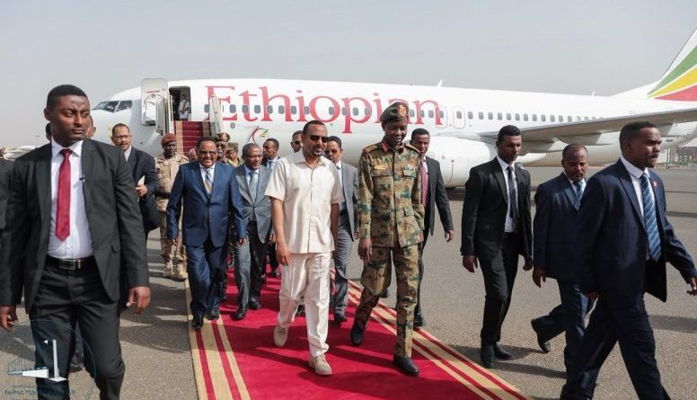 Abiy headed to Sudan on Friday morning