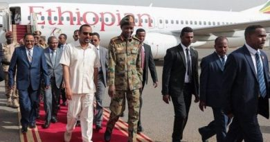 Abiy headed to Sudan on Friday morning