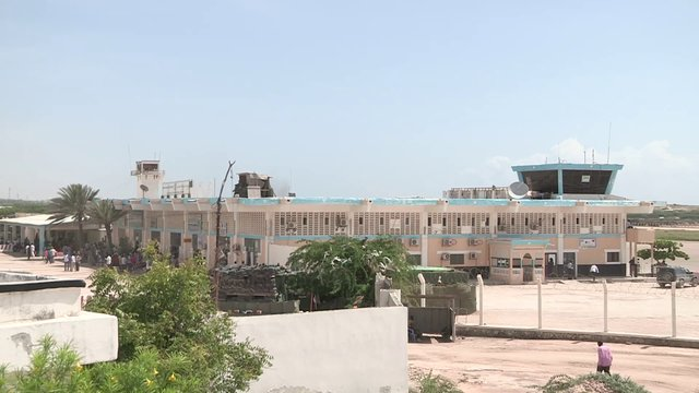 Mogadishu International-Airport