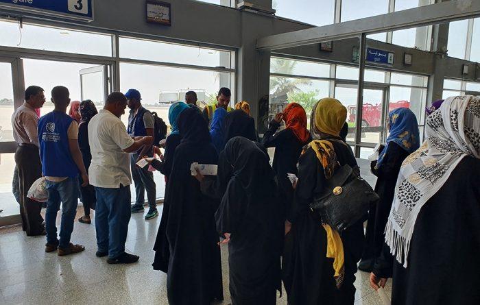 Over 2,100 Ethiopian Migrants Return from Yemen – Ethiopian