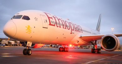 Ethiopian Rolls Out Onboard WiFi Internet Connectivity