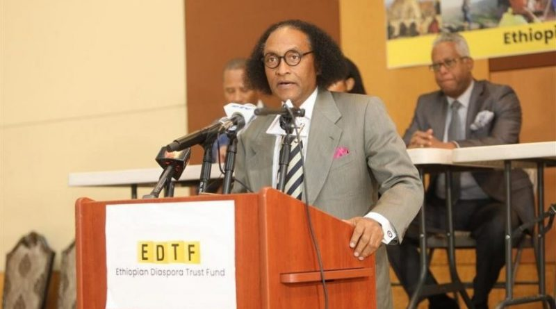 Prof. Alemayehu G. Mariam, Chairperson of the EDTF Advisory Council.