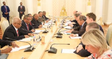 Ethiopian, Russian Foreign Ministers Hold Talks in Moscow