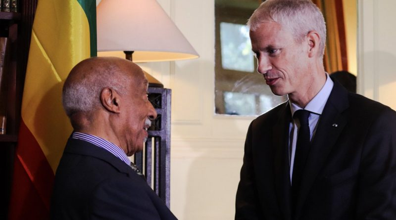 France Honors Father of Ethio Jazz Mulatu Astatke