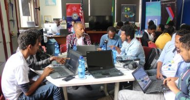Ethiopia Hacks!