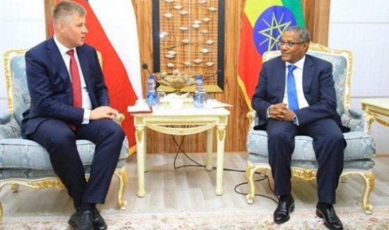 Ethiopia, Czech Republic Keen to Increase Economic Ties