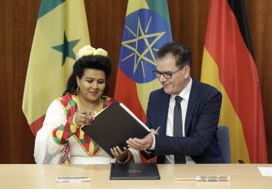 """Economically strong & democratic Ethiopia is a stabilizing force in the Horn of Africa"": German's Devt Minister"