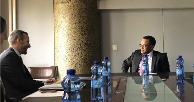U.S. Prepares to Make 'Multi-billion-dollar Investments in Ethiopia'