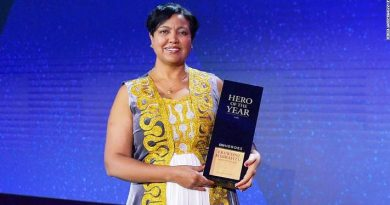 Ethiopian Innovator named 'Hero of the Year'