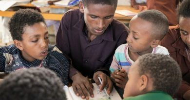New collaboration to mobilize $60mln for Refugee & Ethiopian Children's Education