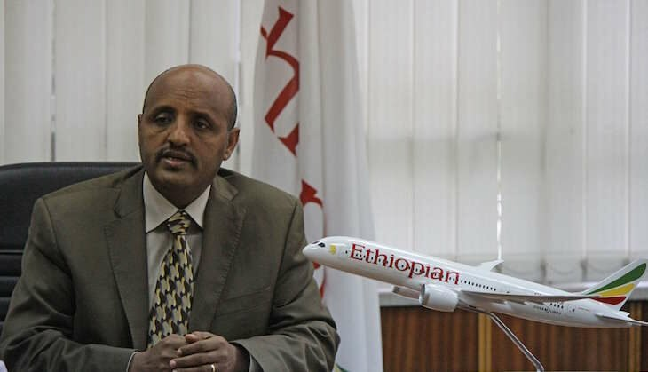 Ethiopian Group CEO Named 'Airline Executive of the Year'