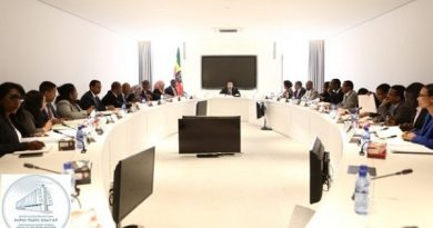 The council ministers held its 76th regular session on Saturday. Photo PMEthiopia