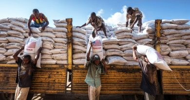 Seven Million Ethiopians in Need of Food Aid