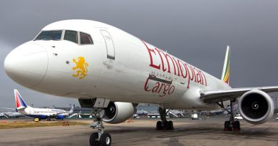 Ethiopian Cargo Launches Trans-Pacific Cargo Flight Services