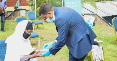 COVID-19: Addis Ababa Starts Food Rationing for its Vulnerable Residents