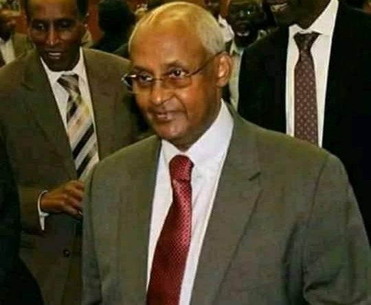 Former Governor of Afar Region Sultan Alimirah Dies aged 74