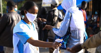 Ethiopia Reports 418 New Coronavirus Infections, 4 Deaths