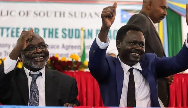 President Sahle-work Witnesses Sudan Peace Deal Signing in Juba – Ethiopian Monitor
