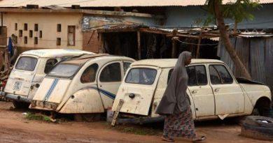 'Rich Countries Dump Dirty Cars in Africa': UN