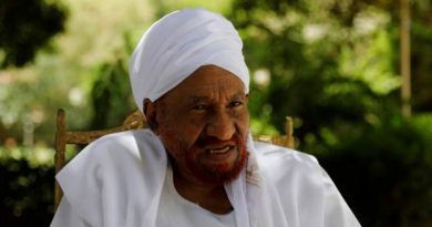 Sudan ex-PM Mahdi dies from coronavirus at 84